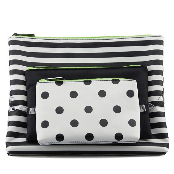 Studio - 3-pcs set with stripes and dots