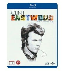 Clint Eastwood: The Collection (8 film) (Blu-ray)