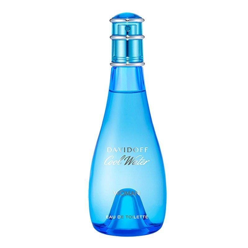 Davidoff - Cool Water Woman EDT 100 ml