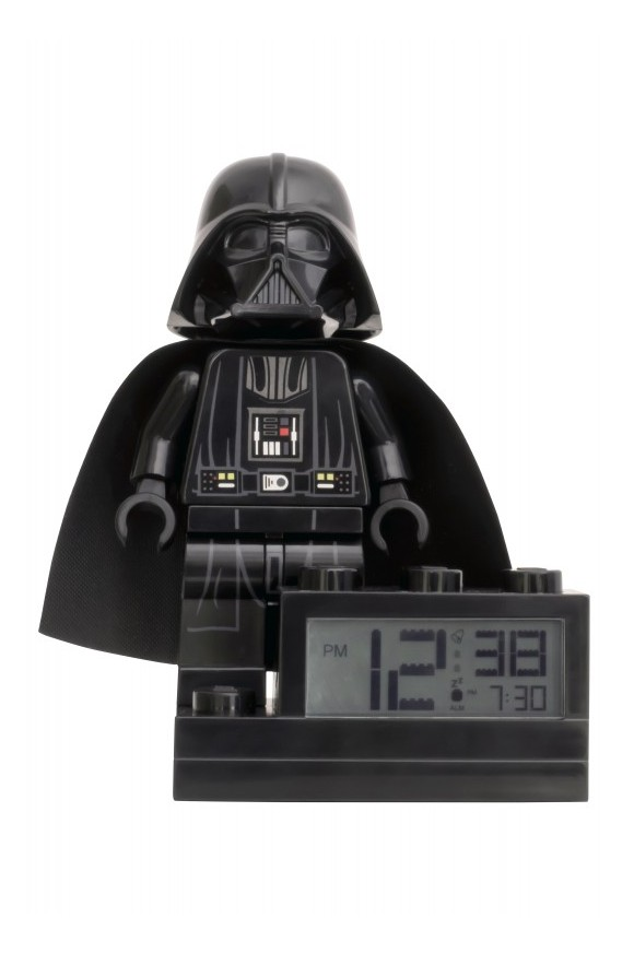 LEGO - Alarm Clock - Star Wars - Darth Vader (9004049)