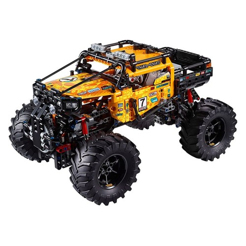 4X4 Off Road >> Lego Technic 4x4 X Treme Off Roader 42099