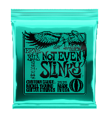 Ernie Ball - Not Even Slinky - Strenge Sæt Til Elektrisk Guitar (012-056)