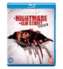 A Nightmare On Elm Street 1-7 Box (Blu-Ray)