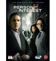 Person of Interest: Sæson 1 - DVD