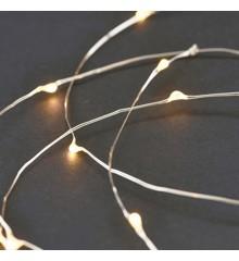 House Doctor - Garland Lights - Silver (Vg0211)