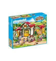 Playmobil - Stort ridecenter (6926)