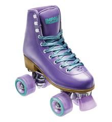 Impala - QUAD Rollerskate - Purple/Turquoise - (US 9 /EU 40)