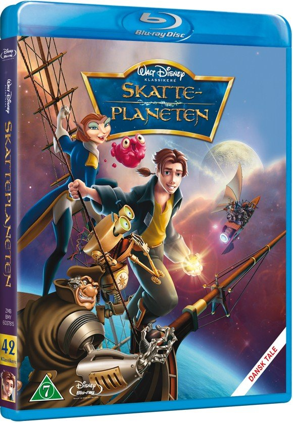 Disney's Treasure Planet (Blu-Ray)