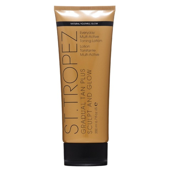St. Tropez - Sculpt and Glow Lotion 200 ml