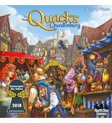 The Quacks of Quedlinburg - Brætspil (Engelsk)