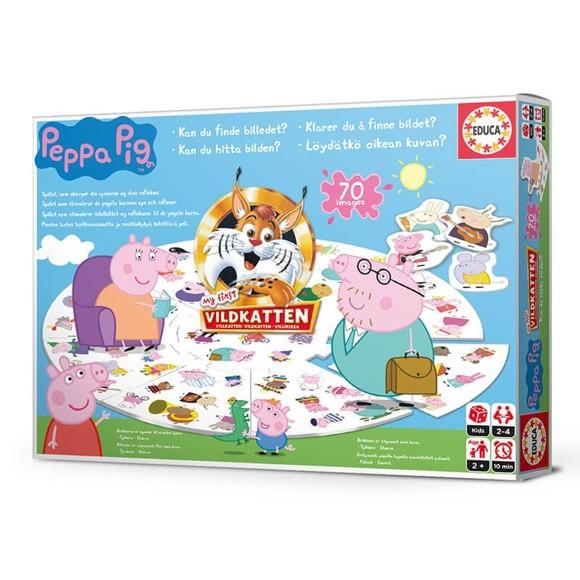 Vildkatten - My First Peppa Pig (736)