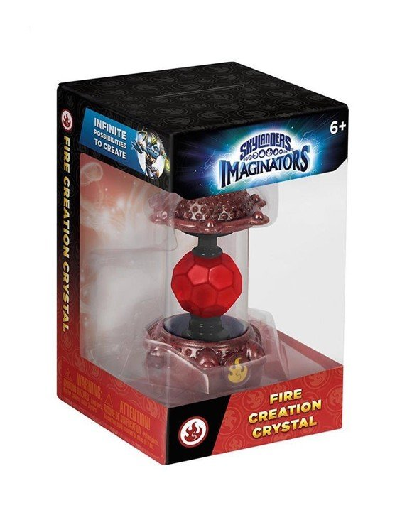 Skylanders Imaginators - Creation Crystal -  Fire