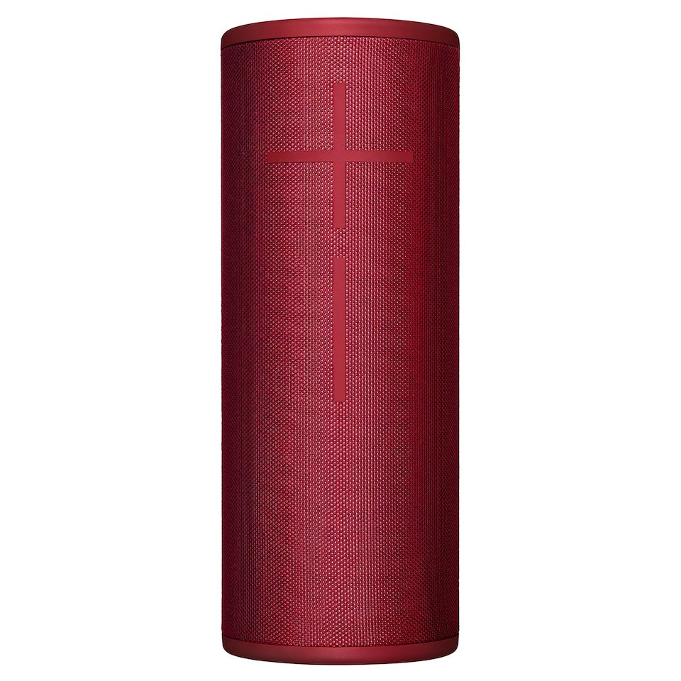 Ultimate Ears MEGABOOM 3 Wireless Bluetooth Speaker - SUNSET RED