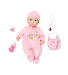 Baby Annabell - Interaktiv Dukke, 43 cm