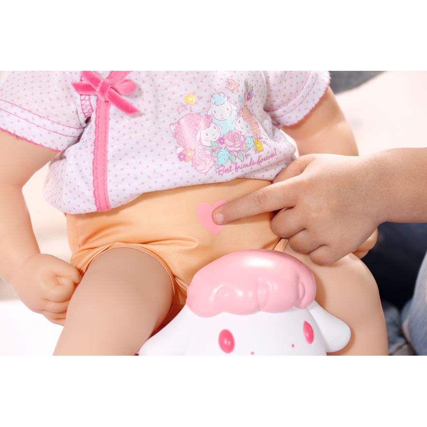 Buy Baby Annabell - Interactive Doll, 43 cm ver.10 - Incl ...