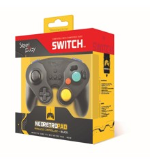 Steelplay - Gcube Wireless Controller (Black)
