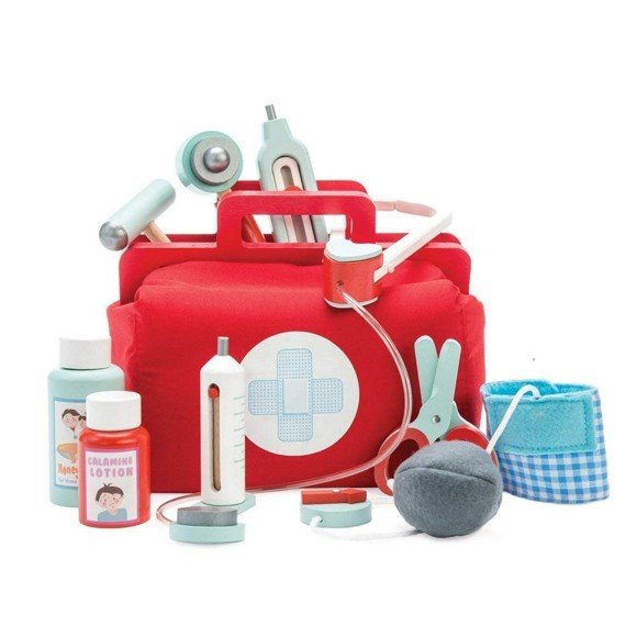 Le Toy Van - Honeybake Doctor's Set (Ltv292)