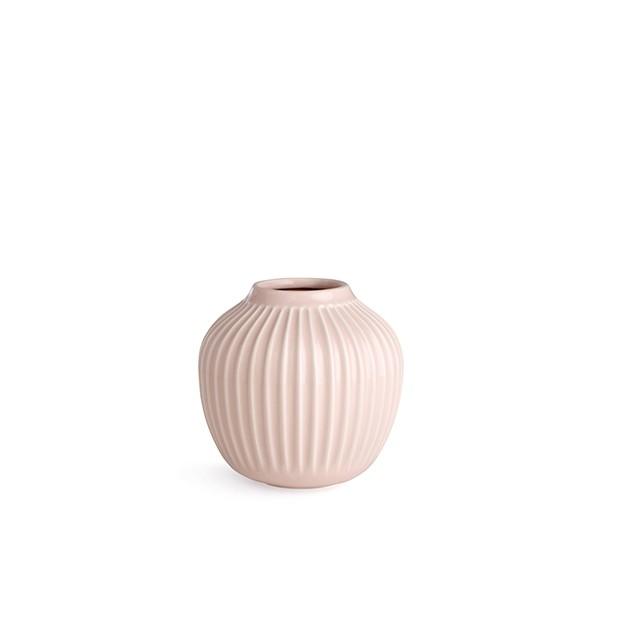 Kähler - Hammershøi Vase Small - Rose (692377)