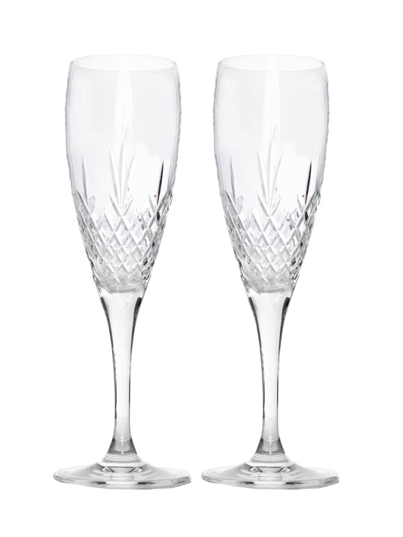 Frederik Bagger - Crispy Celebration Crystal Glass - 2 pack (10323)