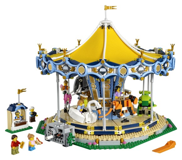 LEGO Exclusive  - Carousel (10257)