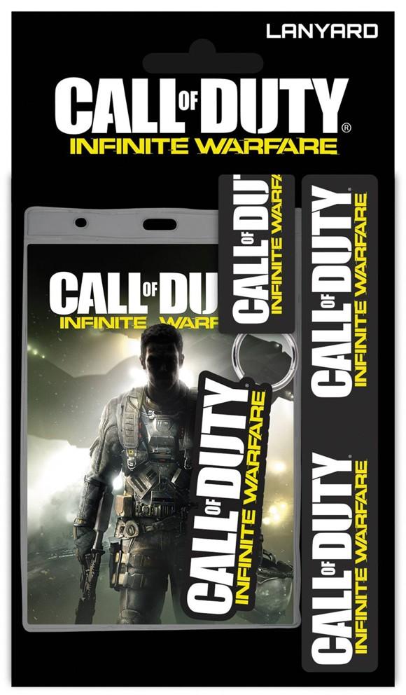 Call Of Duty Infinite Warfare Key Art Lanyard