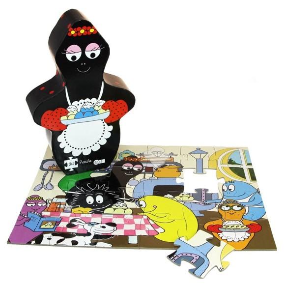 Barbo Toys - Puzzle - Barbapapa Baking (24 pcs)(2202)