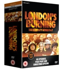 London's Burning: The Complete Series 1-7 - DVD