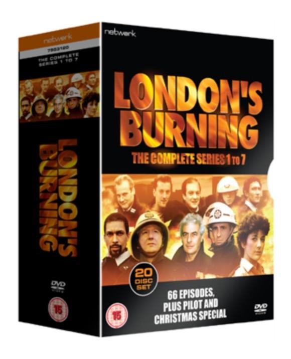 Burning Series Twd 7