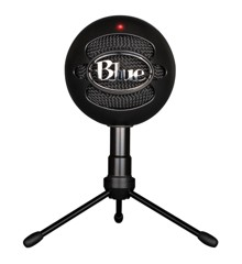 Blue - Microphone Snowball ICE Black