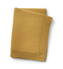 Elodie Details - Wool Knitted Blanket - Gold