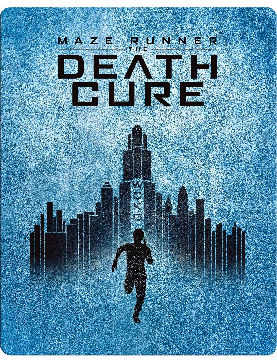 Maze Runner: The Death Cure - Limited Steelbook (Blu-ray)