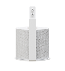 Nichba-Design - Toiletpapir Holder Ekstra - White (L100113W)