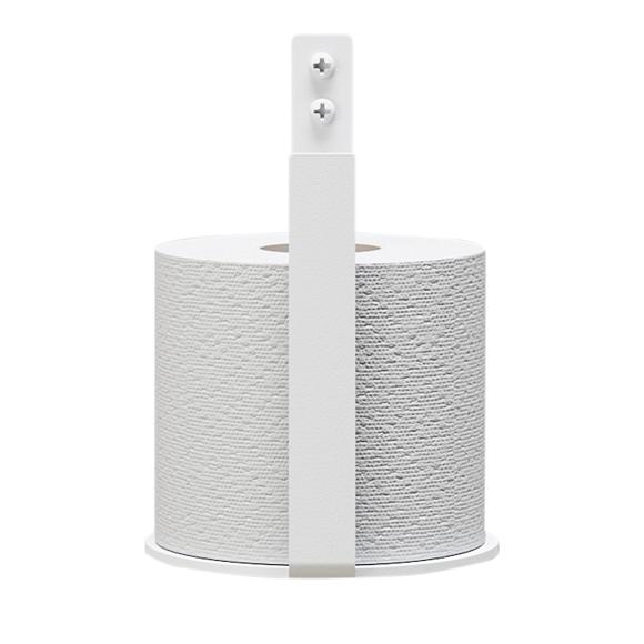 Nichba-Design - Toiletpapirholder Ekstra - Hvid