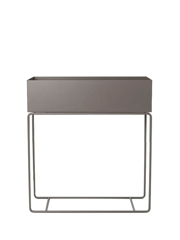 Ferm Living - Plant Box - Warm grey (100080)