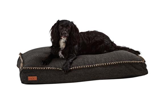 SACKit - DOGit - Cobana Large Hundepude - Sort
