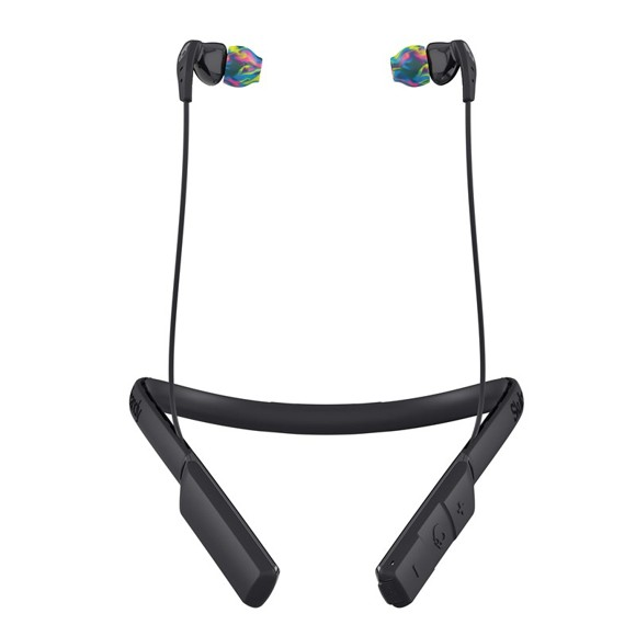 Skullcandy - Method BT Sport Earbud Black/Swirl