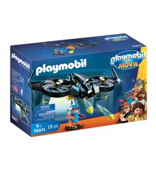 Playmobil - THE MOVIE - Robotitron med Drone (70071)