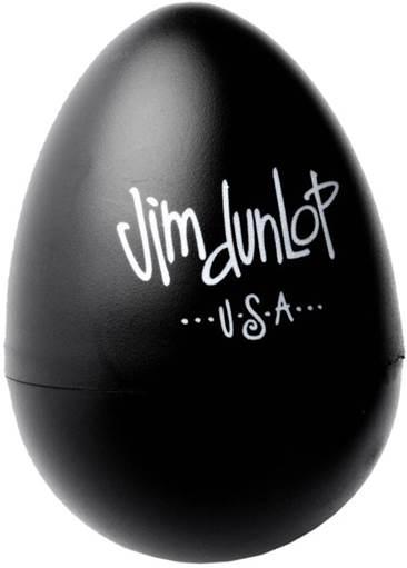 Dunlop - 9103 - Black Percussion Shaker Egg (Black)