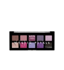 NYX Professional Makeup - Mystic Petals Shadow Palette - Midnight Orchid
