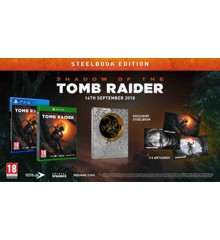 Shadow of the Tomb Raider (Steelbook Edition)