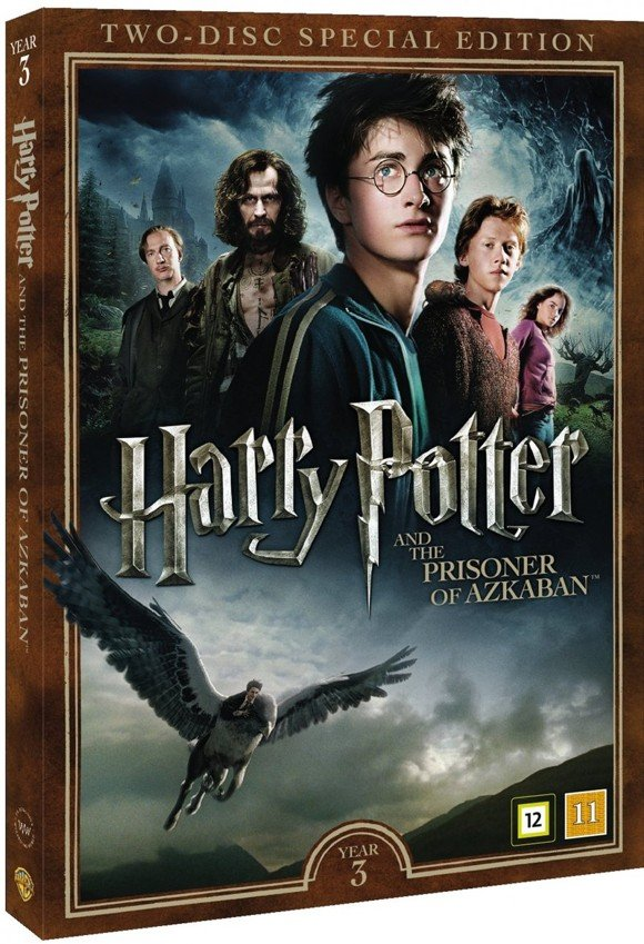 Harry Potter and the Prisoner of Azkaban - DVD