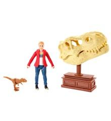 Jurassic World - Basic Figure - Maisie and T-Rex (FWN29)
