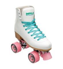 Impala - QUAD Rollerskate - White - (US 7 /EU 38)