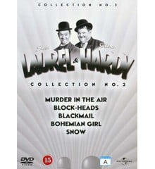 Laurel & Hardy Collection, No. 2 (5-disc) - DVD