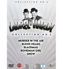 Laurel & Hardy Vol 6-10 (Rwk 2012) - DVD