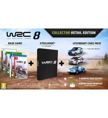 WRC 8 (Collector's Edition)