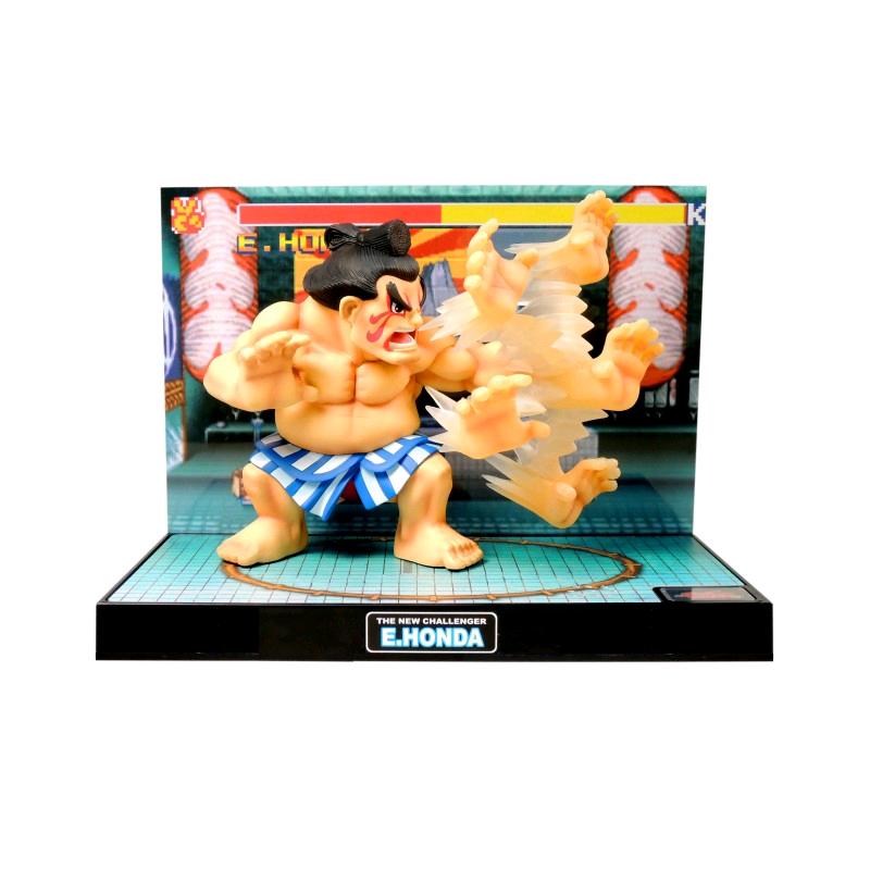 Street Fighter T.N.C.-08 (The New Challenger) E.Honda