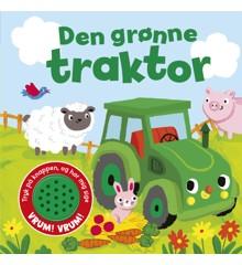 Børnebog - Den Grønne Traktor - Sjov med Lyd