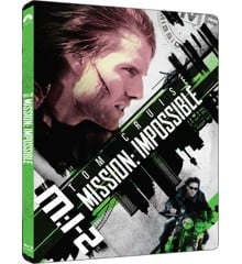 Mission: Impossible 2 -  Steelbook (Blu-Ray)
