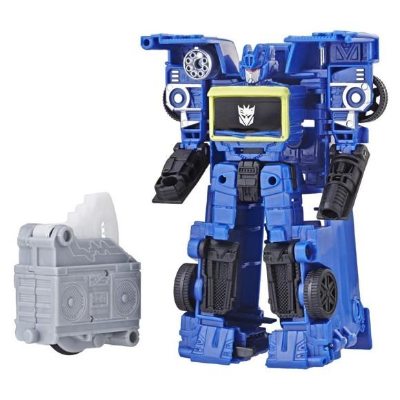 Transformers - MV6 Energon Igniters Power Plus Series - Soundwave (E4000)